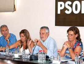 El PSOE-A acepta el