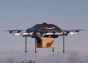 Los drones de Amazon, a debate en redes sociales y medios de comunicación