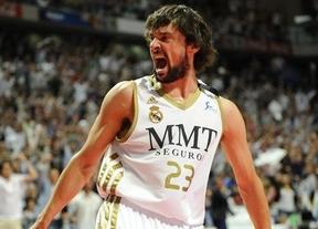 El Madrid humilla al Barça en el tercer partido y acaricia la Liga ACB (85-59)
