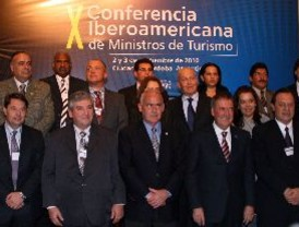 Iglesias confirmó  que Haití será país asociado de la comunidad iberoamericana