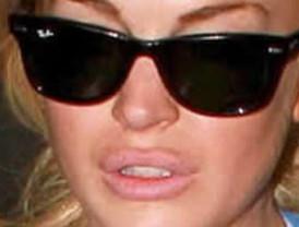 Aumenta el tamaño de sus labios Lindsay Lohan