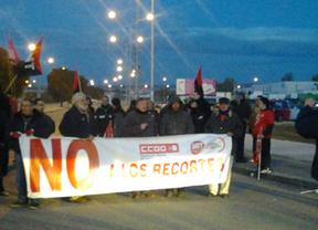 CCOO cifra el seguimiento de la huelga en el 70%