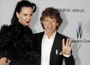 Los Rolling Stones cancelan un concierto tras la muerte de la novia de Mick Jagger