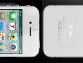 El iPhone blanco vuelve a retrasarse