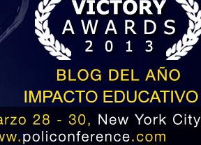Una bloguera de Ciudad Real, finalista de los 'Victory Awards' al marketing político