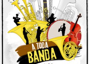 'A toda Banda': 150 músicos de más de 30 agrupaciones en un conciertazo en el Auditorio Nacional