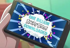'Angry Birds' no pierde fuelle: alcanza los 1.000 millones de descargas
