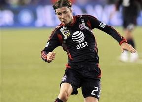 Beckham pondrá fin a su aventura en los Galaxy tras la final de la liga americana