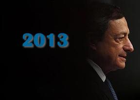 El Banco Central Europeo arruina el optimismo: empeora las previsiones para 2013