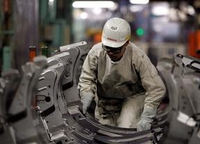 La producción industrial vuelve a terreno negativo en agosto tras desplomarse un 4%