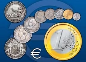 De la peseta al euro: 10 años con moneda única y un mayor coste de la vida