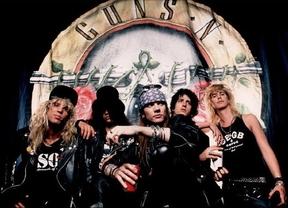 Una película contará el ascenso a la fama de Guns n' Roses