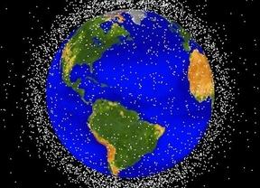 El espacio ya está un poco más sucio... la basura espacial aumentó un 1,37%