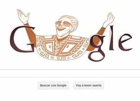 Google recuerda Chavela Vargas en su 94º aniversario