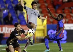 El Osasuna remonta y se impone al 'Eurolevante' (0-2)