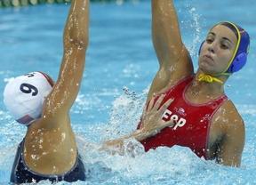 España roza la gloria olímpica: el waterpolo femenino se hace con la plata y Maider Unda gana el bronce en lucha