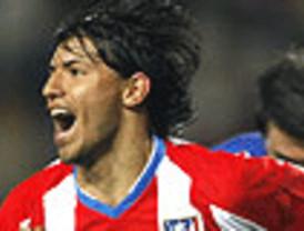 Copa: Agüero da alas y goles al Atlético en Las Palmas (0-5), y Getafe y Racing fracasan