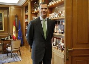 1.900 cuadros del nuevo rey Felipe VI para los centros educativos de Castilla-La Mancha
