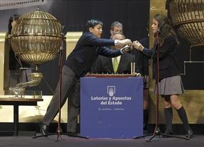 Un niño de San Ildefonso 'soñó Loterías' la noche antes del sorteo