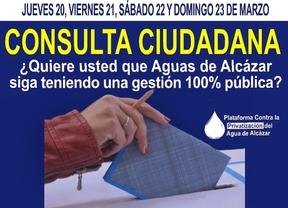 La justicia anula la orden que declaraba improcedente la comunicación de la consulta ciudadana en Alcázar