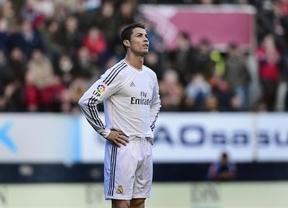 El Madrid se hace un lío en El Sadar aunque lo arregla a medias (2-2)
