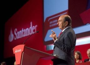 El banco Santander vende el 51% de las filiales de seguros de SCF al grupo galo CNP, con plusvalías de 250 millones