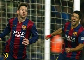 El Barça necesita de un penalti en el último suspiro para viajar al Manzanares con ligera ventaja (1-0)