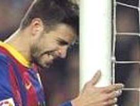 Piqué, sobre los rumores de dopaje en el Barça: 'Sólo tomamos vitaminas'