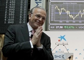 Fainé (Caixabank) confía en la recuperación económica a medio y largo plazo