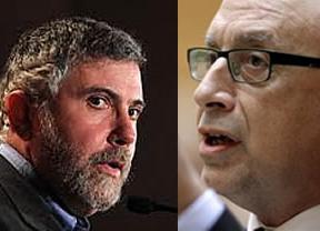 El Gobierno declara la guerra a Krugman