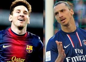 Horario dónde ponen PSG-Barça: Ibrahimovic reta a Messi (martes 2 de abril 20:45, La1 TVE)