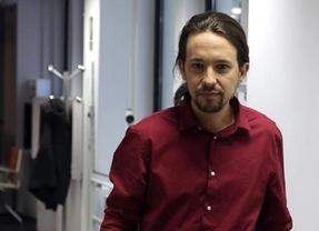 Iglesias recibe críticas internas por descartar la renta básica del programa de Podemos