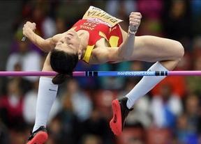 Ruth Beitia se cuelga el oro en altura y Diana Martín, el bronce en 3.000 obstáculos