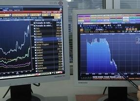 La bolsa sube gracias a la banca, pero el castigo inversor se centra en la desconfianza hacia España