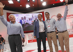 González pide el apoyo total para Pedro Sánchez pese a que no le votó en las primarias
