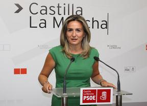 El PSOE acusa al Gobierno de Cospedal de