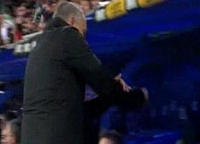 La nueva 'mourinhada', el corte de mangas, otro punto negro para el Madrid