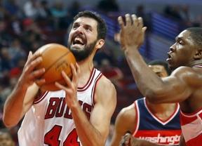 Un Mirotic cada día más decisivo, clave en una nueva victoria de los Bulls