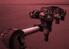 Un paseo muy marciano: el explorador Curiosity ya conoce con éxito Marte