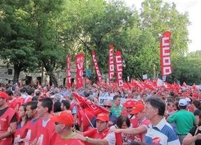 Los sindicatos anuncian manifestaciones en toda España el próximo 19 de julio