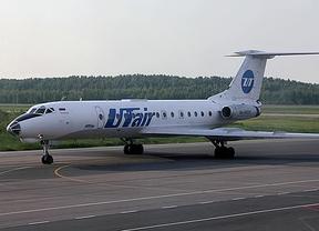 Histeria tras el accidente de Germanwings: aterrizaje de emergencia de un avión Boeing 737 en San Petersburgo
