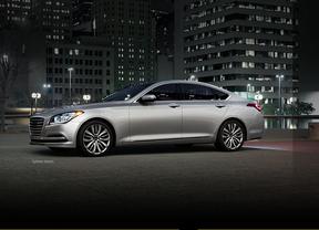 Hyundai lanza en el mercado español el nuevo Genesis, que impulsará la imagen de marca