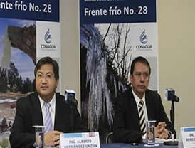 El frente frío número, 28 en el norte de México afectará fuertemente al norte de nuestro país
