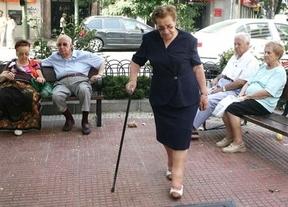 La pensión media de jubilación se situó en los 800 euros en Castilla-La Mancha el mes de agosto