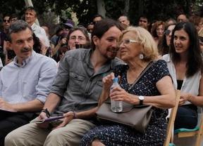 'Viaje a ninguna parte': el de Ahora Madrid, que abandona hoy su sede sin tener una nueva