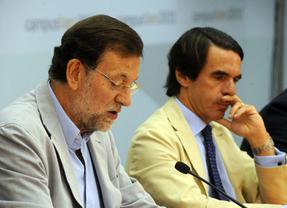 Rajoy sólo pide a Aznar que acuda si se le pide ayuda