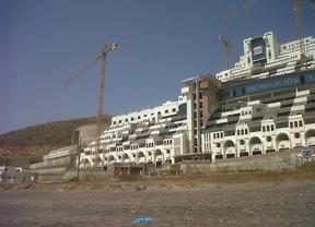 La justicia andaluza declara legal la licencia del hotel El Algarrobico