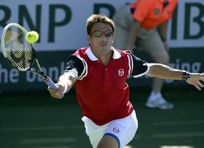 La 'armada' da la talla en Indian Wells: victorias de Roberto Bautista, Robredo y Feliciano López