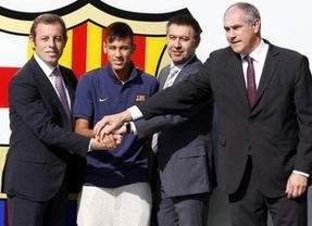 El caso Neymar se complica (más) para el Barça: el juez Ruz admite la personación de Hacienda como acusación particular