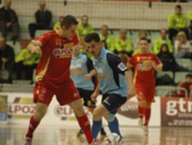 Tras la victoria en Liga, El Pozo Murcia ya piensa en Europa (5-2)